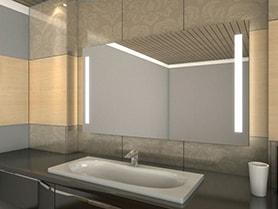 LED Badspiegel nach Maß, konfigurieren Sie jetzt selbst!