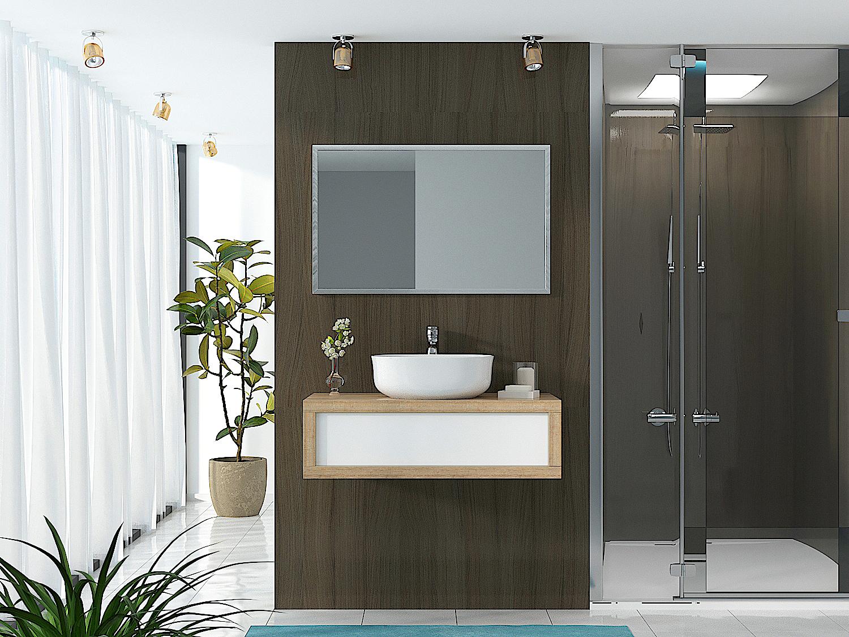 Spiegel mit Rahmen - Barbro