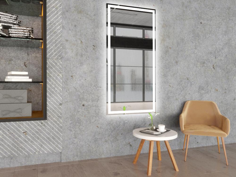 Wandspiegel mit Beleuchtung - Sigsten