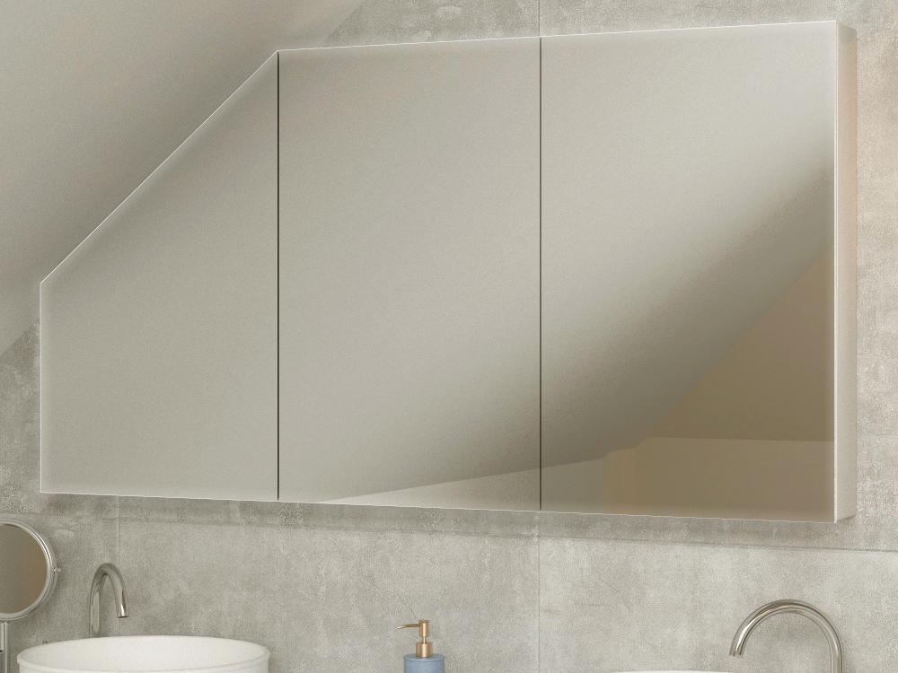 Spiegelschrank für Dachschräge Ostfold