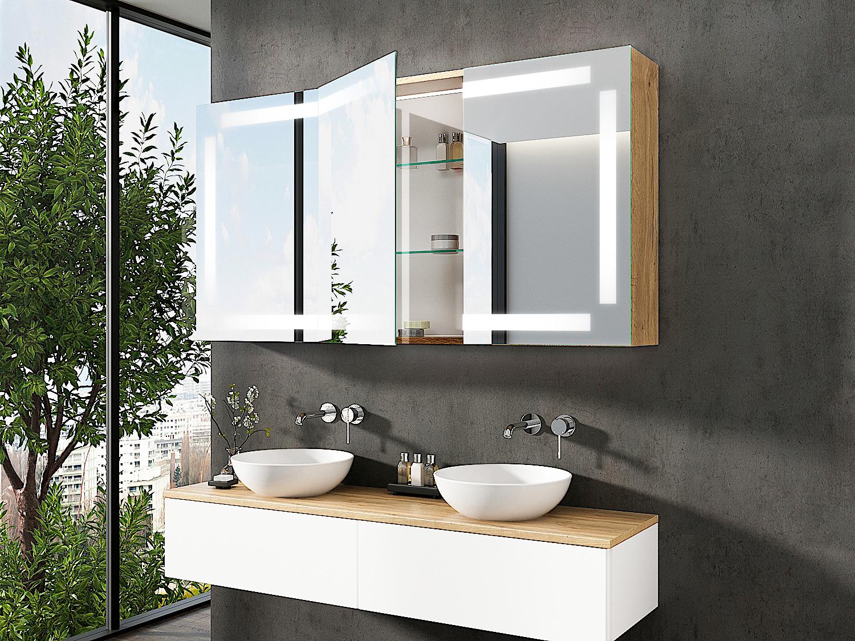 Spiegelschrank Salos