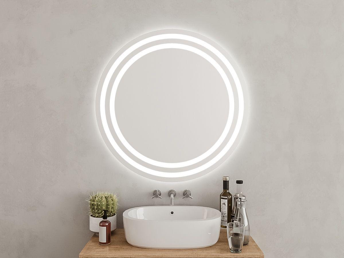 Runde Badspiegel Orlando
