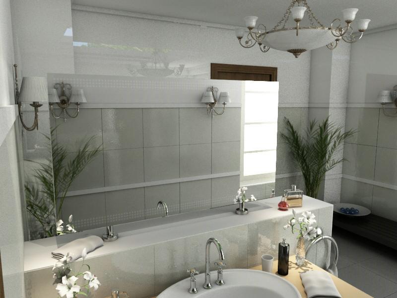 Spiegel Raumteiler Gwyneth