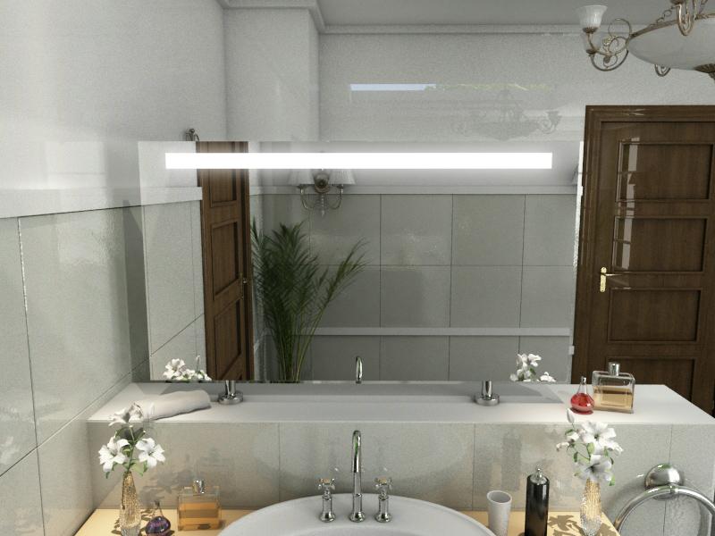 Spiegel Raumteiler Mia