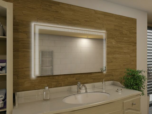 LED Design Spiegel Lissi