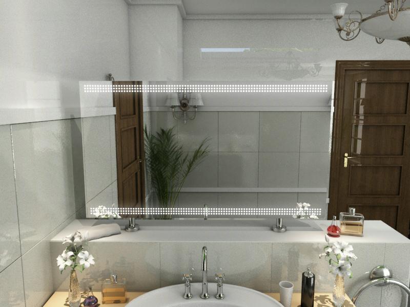 Bild Spiegel Raumteiler Gwyneth