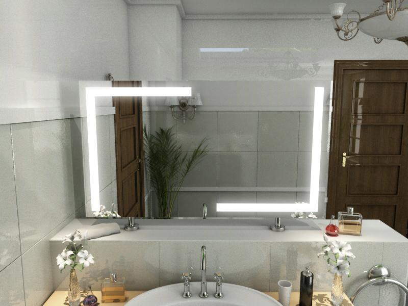 Bild Spiegel Raumteiler Jamie