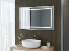 Spiegel mit Rahmen - Aegir