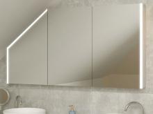 Spiegelschrank für Dachschräge Halmar