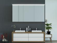 Badschrank mit Leuchtelement Joost