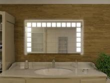 Lichtspiegel mit LED Olea