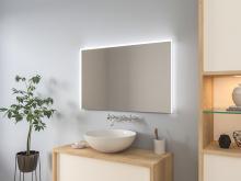 Leuchtspiegel Badezimmer Balto