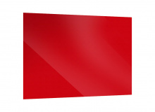 Rot Lackiertes Glas, 6 mm, REF 1586