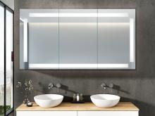 Badezimmerspiegelschrank Salos