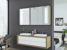 Badezimmerspiegelschrank Narvik