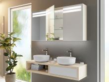 Spiegelschrank fürs Badezimmer Maß Odense