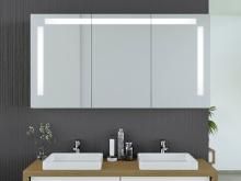 Badezimmerspiegelschrank LED Hamina