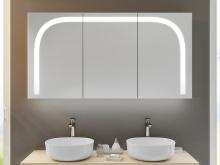 Schrank fürs Bad LED Imatra
