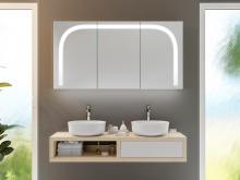 LED Badezimmerspiegelschrank Imatra