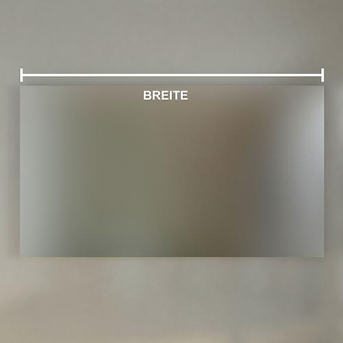Led badspiegel hope nach ma perfekt beleuchteter for Spiegelschrank 50 cm hoch